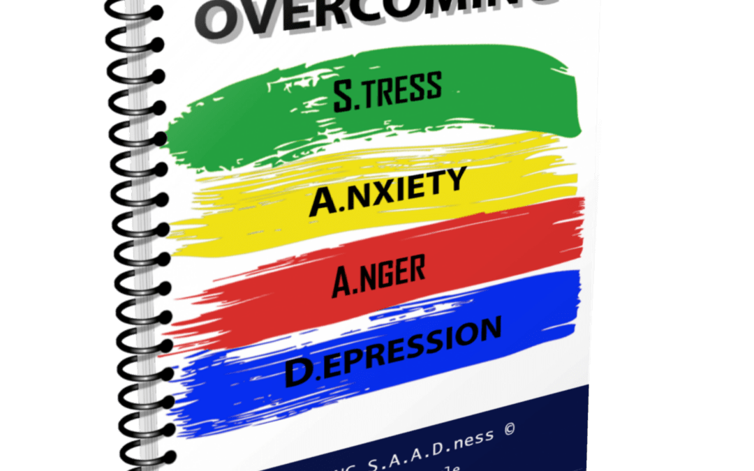 Stress Anxiety Anger Depression (SAADness) Kit